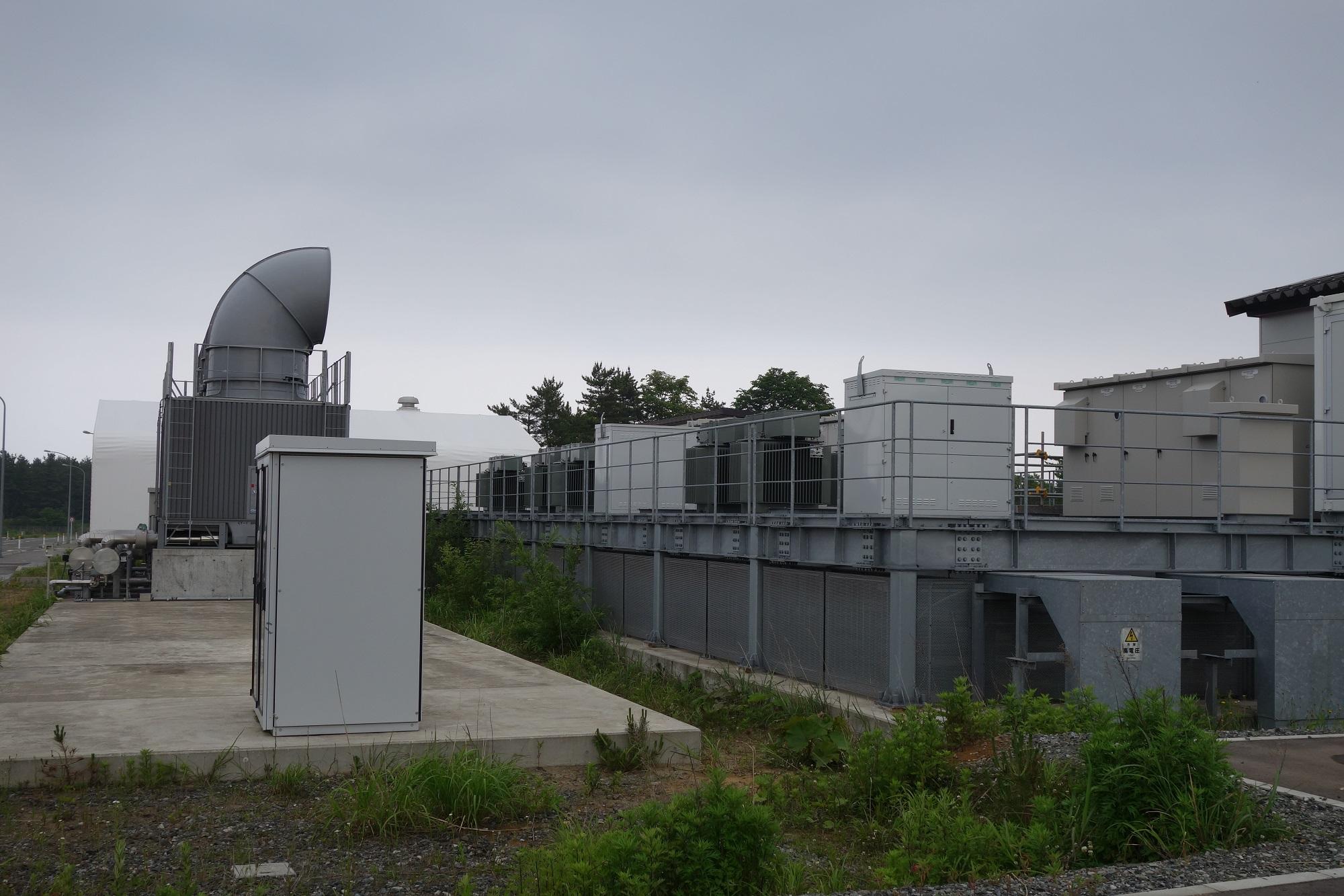 Electrical platform